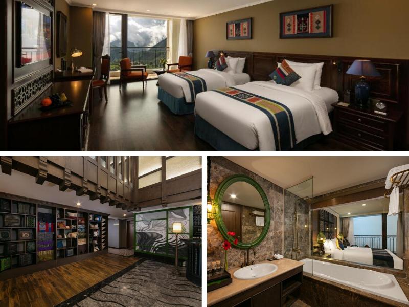 Chốn nghỉ dưỡng đỉnh cao ở Pistachio Hotel Sapa chỉ với 600K - ảnh 2