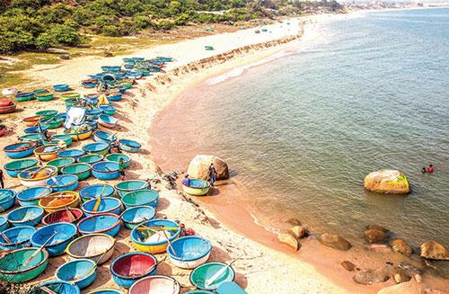 Gành Son – vùng biển nét hoang sơ và tuyệt đẹp - ảnh 1